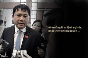 Shop TIN 6/2: Đinh La Thăng - Thương hiệu của lãnh đạo hành động