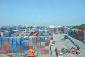 Lượng hàng hóa qua cảng Cát Lái sẽ tăng 12%