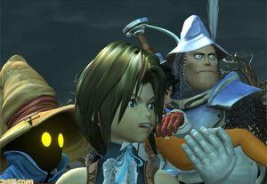 Mãn nhãn với video gameplay của huyền thoại Final Fantasy IX trên di động