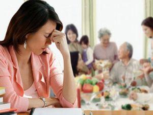Tâm sự của nàng dâu nhẫn nhịn 5 năm ăn tết nhà chồng