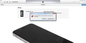 iPhone thành 'cục gạch' nếu tự ý sửa nút Home