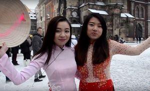 Đôi bạn 9X kết nối du học sinh Việt Nam khắp năm châu
