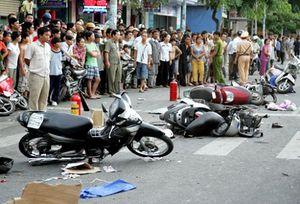 22 người chết do tai nạn giao thông ngày 28 Tết