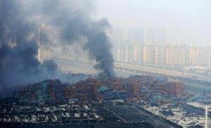 Trung Quốc nêu tên hàng loạt quan chức cấp Bộ liên quan đến vụ nổ tại Thiên Tân