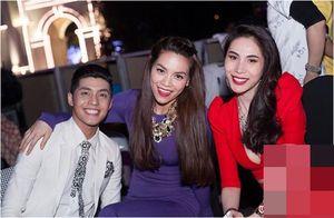 Bản lĩnh Noo Phước Thịnh bên cạnh các nữ hoàng chiêu trò showbiz