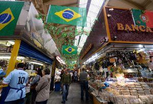 Lạm phát của Brazil chạm mức cao nhất trong vòng 12 năm