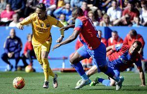 Luis Suarez lại nổ súng, Barcelona xây chắc ngôi đầu La Liga