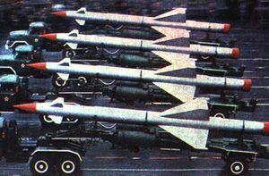 Chiêm ngưỡng tên lửa phòng không đầu tiên của Liên Xô
