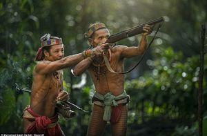 Chùm ảnh về bộ lạc nguyên thủy Mentawai ở Indonesia