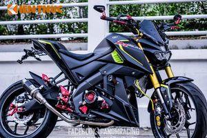 Xe côn tay giá rẻ Yamaha M-Slaz lên đồ chơi cực chất
