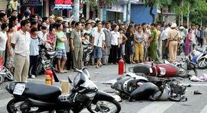 49 người chết, bị thương vì tai nạn giao thông ngày 28 tết