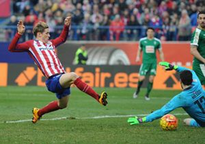 Atletico Madrid – Eibar: Tan hoang hiệp 2