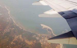 Máy bay chở khách Trung Quốc đáp trái phép xuống đảo Phú Lâm