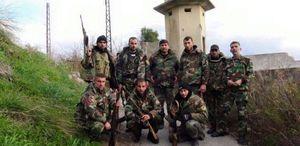 Lữ đoàn 103, đặc nhiệm Syria đánh chiếm làng Aliyah, Latakia