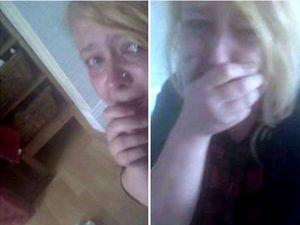 Cô gái thoát chết nhờ đăng hình thông báo lên Facebook
