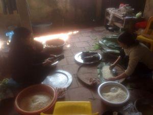 Tết đoàn viên ở gia đình ông Nguyễn Thanh Chấn