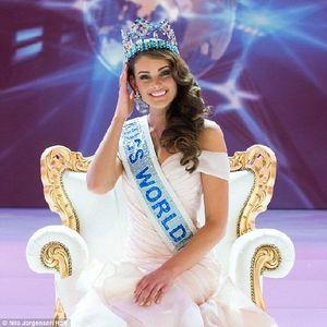 Hôn lễ đẹp như cổ tích của Hoa hậu Thế giới 2014