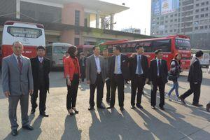 Hà Nội: Bến xe vắng hoe ngày cuối năm