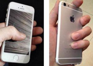 iPhone 5se sẽ có phiên bản màu hồng