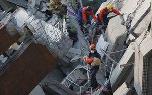 Có điềm báo trước trong vụ sập nhà ở Đài Loan?