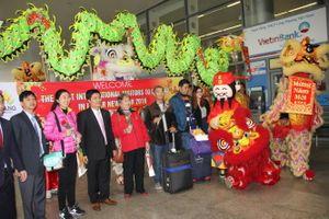 Đà Nẵng đón khách quốc tế đầu năm