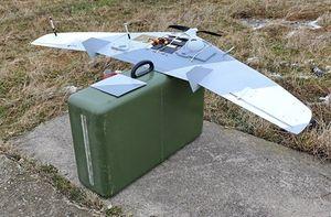 Tận mặt UAV trinh sát 'nhỏ mà có võ' của Nga