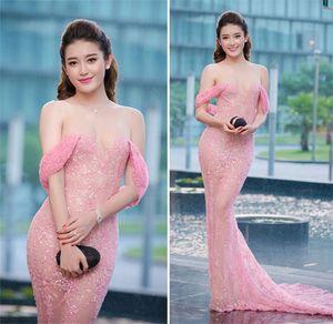 Bộ sưu tập váy dạ hội quyến rũ của á hậu Huyền My