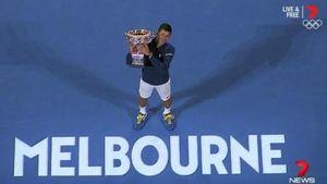 Nhà vô địch Úc mở rộng kiếm được bao nhiều tiền?