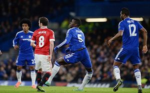 Chelsea trả giá cực đắt sau trận hòa kịch tính trước MU