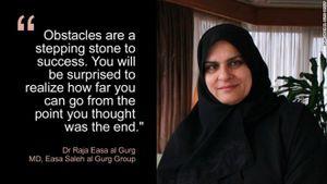 """Những nữ """"đại gia"""" Trung Đông khiến cả thế giới nể phục"""