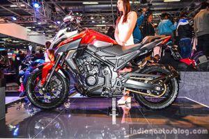 Honda ra mắt sport touring mới với thiết kế tuyệt đẹp