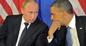 Syria trở thành nỗi xấu hổ của Mỹ và niềm tự hào cho Tổng thống Putin