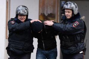 Cảnh sát Nga bắt giữ 200 người Việt tại thủ đô Moskva