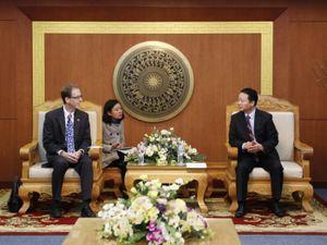 Việt Nam và Hoa Kỳ hợp tác trong lĩnh vực tài nguyên, môi trường