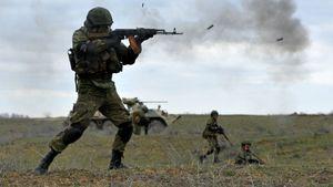 Quân khu miền Nam của Nga tập trận đột xuất