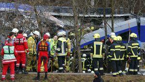 Vụ tai nạn tàu lửa kinh hoàng tại Đức