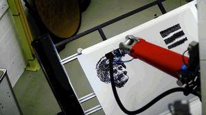 15 tác phẩm nghệ thuật tuyệt đẹp do robot vẽ