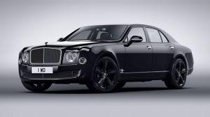 Xe siêu sang Bentley Mulsanne Speed Beluga Edition lặng lẽ ra mắt