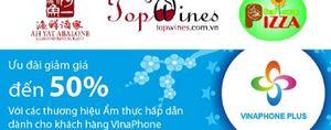 Nhận ngay 1GB dữ liệu miễn phí để lướt net tốc độ cao khi cài VinaPhone Plus