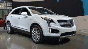 SUV hạng sang Cadillac XT5 có giá khởi điểm 38.995 USD