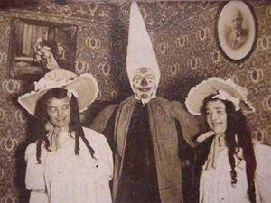 Những bức ảnh bí ẩn khiến nhiều người kinh hãi