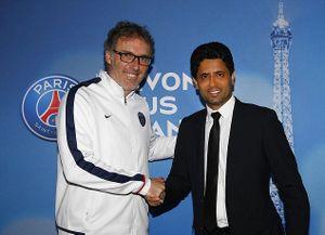 Laurent Blanc chính thức gia hạn hợp đồng với Paris Saint-Germain