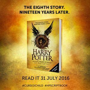 Harry Potter phần 8 sẽ được phát hành dưới dạng sách in và ebook vào mùa hè năm nay