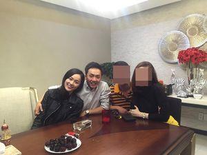 Cường Đôla quấn quýt bên bạn gái, Subeo đón Tết cùng Hà Hồ