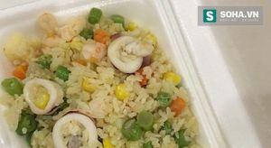 """Choáng với hộp cơm xào hải sản bị """"chém đẹp"""" 200.000 ở Đà Nẵng"""