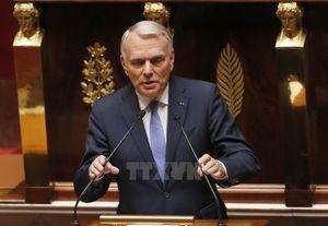 Cựu Thủ tướng Pháp Ayrault được bổ nhiệm làm Ngoại trưởng