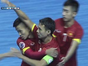 Cận cảnh chiến thắng tưng bừng của Việt Nam trước Đài Loan