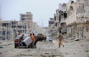 IS sẽ di chuyển xuống phía nam Libya