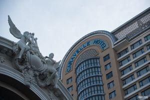 """Công phu xây """"kỳ quan"""" khách sạn và cái tên Caravelle"""
