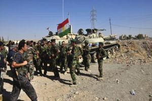 Tình hình Syria: Người Kurd khống chế được sân bay quân sự Mennagh